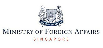 Ministry of Foreign Affairs (Singapore) - Image: Ministry of Foreign Affairs Singapore logo