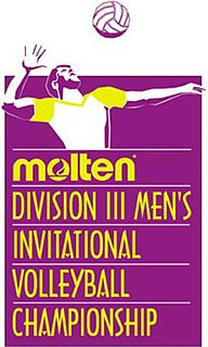 Molten Division III Mens Invitational Volleyball Championship Tournament