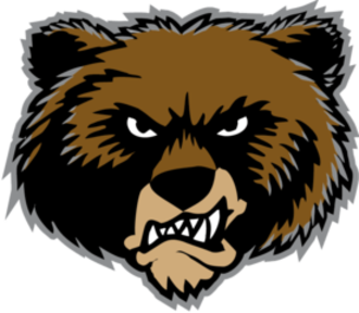 Monte (mascot) - Image: Monte Grizzly