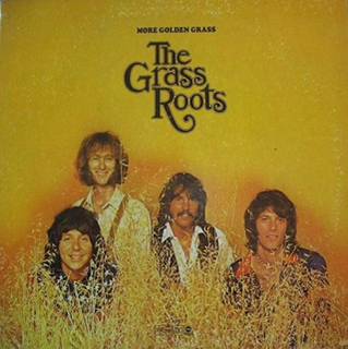 <i>More Golden Grass</i> 1970 compilation album by The Grass Roots