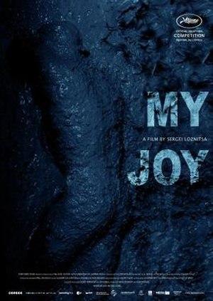 My Joy - Film poster