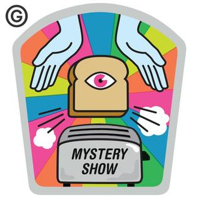Picture of a podcast: Mystery Show
