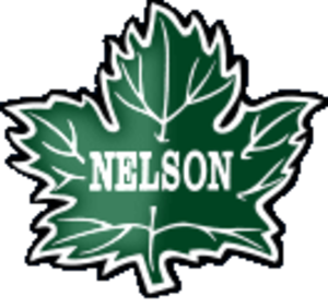 Nelson Leafs - Image: Nelson Leafs Logo 2