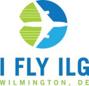 Wilmington Airport (Delaware) - Image: New Castle Airport Logo
