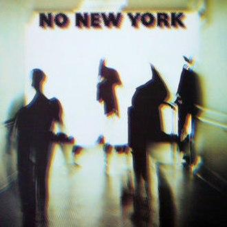 No New York - Image: No new york