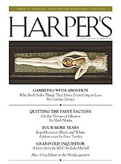 November 2004 Cover of Harper's Magazine.jpg