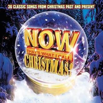 Now That's What I Call Christmas! - Image: Now Christmas 1 USA