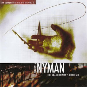The Composer's Cut Series Vol. I: The Draughtsman's Contract - Image: Nymanccdc