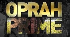 Oprah Prime - Image: Oprah Prime Logo