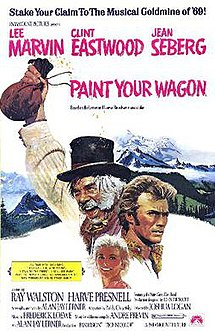 Original movie poster for the film Paint Your Wagon.jpg