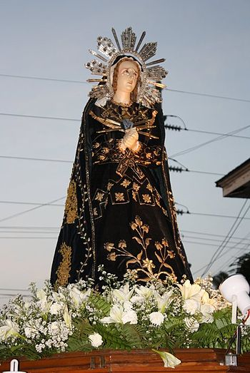 Our Lady of Sorrows in Molo Parish, Iloilo Cit...