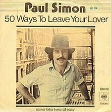 50 Ways to Leave Your Lover - Wikipedia