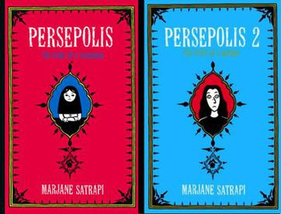 Picture of a book: Persepolis