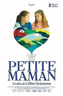 <i>Petite Maman</i> 2021 French film