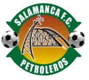 Salamanca F.C. - Image: Petrolerossalamanca 04