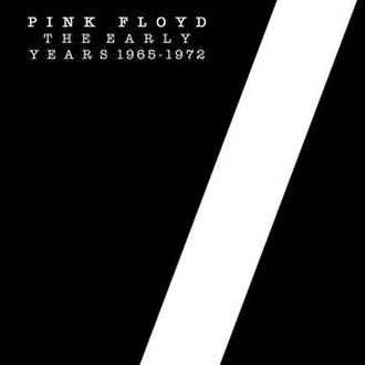 The Early Years 1965–1972 - Image: Pink Floyd The Early Years Box set (Black Cover)