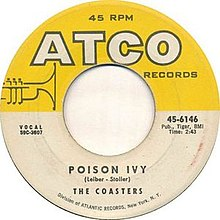 Poison Ivy (song) - Wikipedia