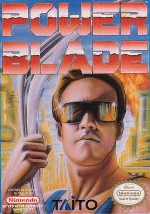 Power Blade - Box art