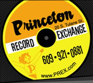 Princeton Record Exchange - Image: Princeton Record Exchange Logo