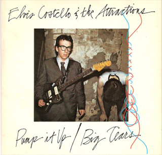 Pump It Up (Elvis Costello song) 1978 single by Elvis Costello and the Attractions