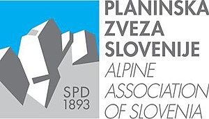 Alpine Association of Slovenia - Logo of the Alpine Association of Slovenia
