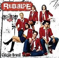 Rebelde (Edição Brasil) album cover