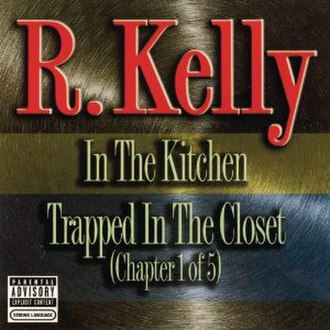 Trapped in the Closet (Chapter 1) - Image: R kelly in the kitchen