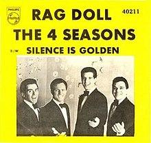 The 4 Seasons Rag Doll