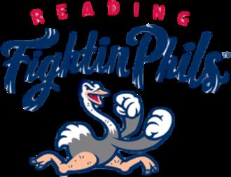 Reading Fightin Phils - Image: Reading Fightin Phils