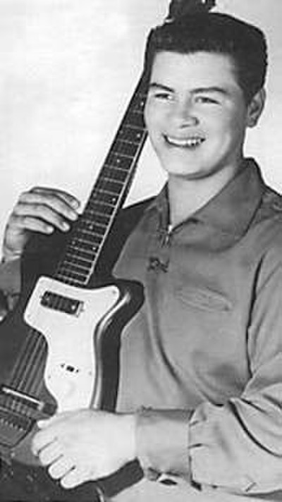 Picture of a band or musician: Ritchie Valens