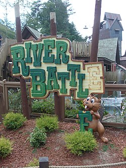 River Battle Sign, Dollywood, Pigeon Forge, TN.JPG