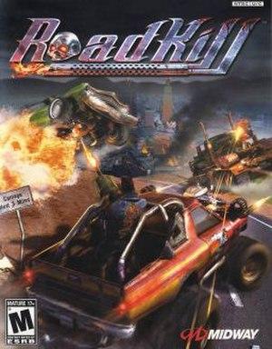 RoadKill (video game) - Image: Roadkill (video game) boxart