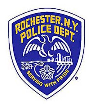 Rochester Police Department - Image: Rochester Police Department patch