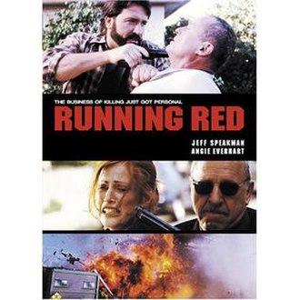 Running Red - Movie Poster