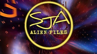 Sarah Jane's Alien Files - Title Card