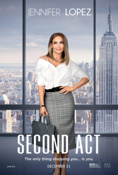 Picture of a movie: Second Act