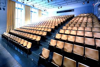 Second Stage Theatre, New York, USA Second Stage Theatre seating.jpg