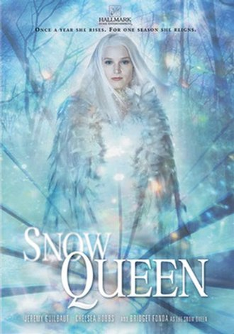 Snow Queen (2002 film) - Official DVD cover