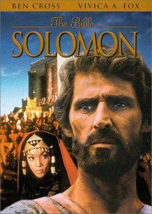Solomon (film) - Image: Solomon (1997 film)