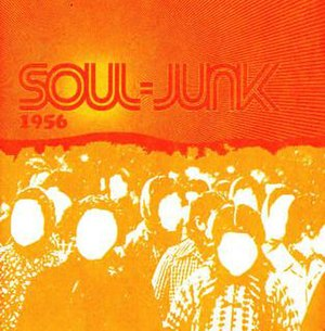 1956 (album) - Image: Soul Junk 1956 Cover