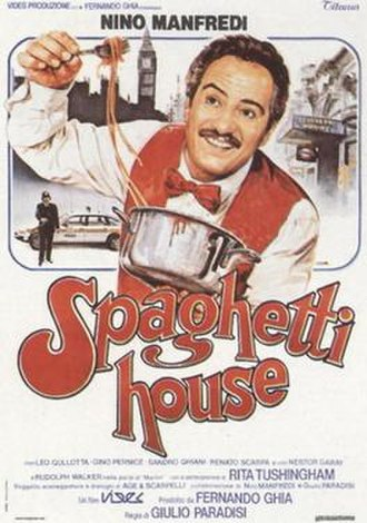 Spaghetti House - Image: Spaghetti House