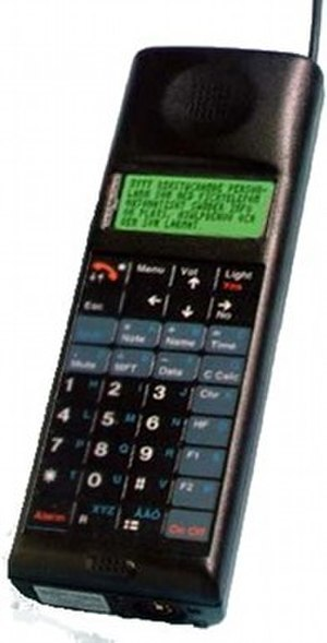 Spectronic - The Spectronic NMT mobile phone