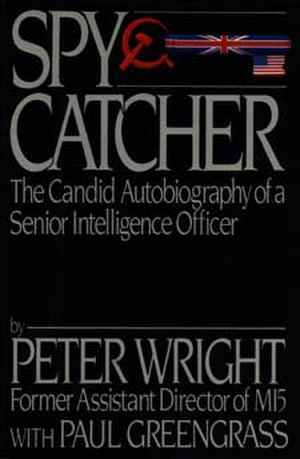 Spycatcher - Image: Spycatcher