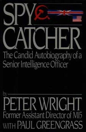 Spycatcher - Image: Spycatcher
