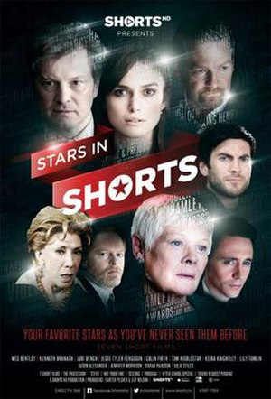 Stars in Shorts - Image: Stars in Shorts