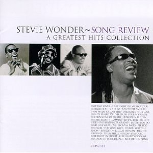 Song Review: A Greatest Hits Collection - Image: Steviewondersongrevi ew
