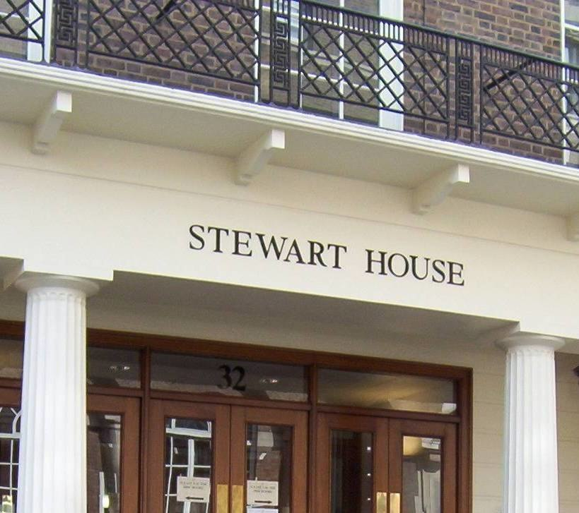 Stewart House, University of London (front entrance)