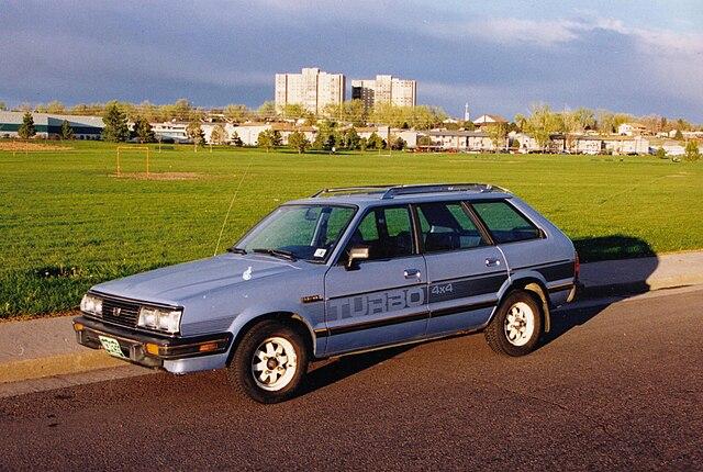 Subaru Outback Three Car Seats