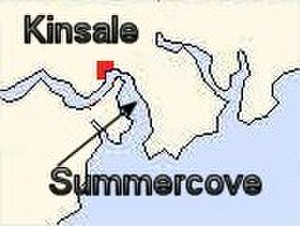 Summer Cove - A map of Summer Cove