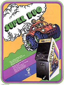 Super Bug 1977 Arcade Flyer.jpg